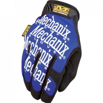 Guante Mechanix Original Blu